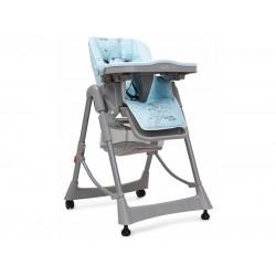 Scaun de masa pentru copii Cangaroo Cookie Albastru