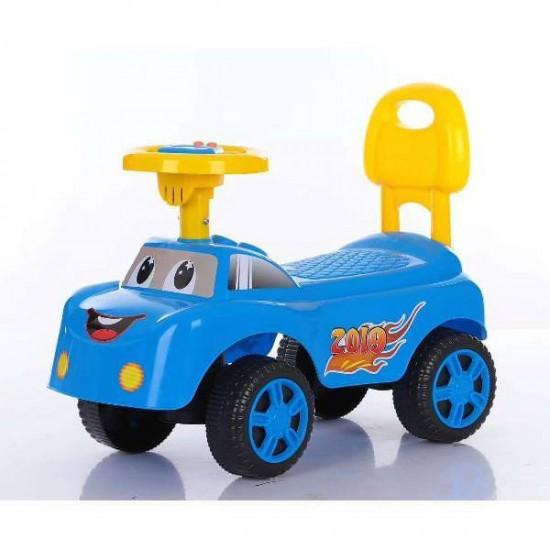 Masinuta Ride-On Happy albastra