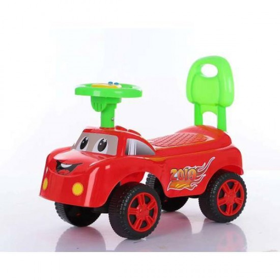 Masinuta Ride-On Happy rosu