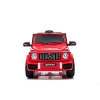 Masina electrica cu telecomanda Mercedes-Benz G63 AMG Rosu