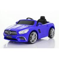 Masinuta electrica cu telecomanda Mercedes-Benz SL400 Albastru
