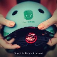 Casca de protectie pentru copii cu sistem de reglare Scoot and Ride Forest S-M 3 ani+