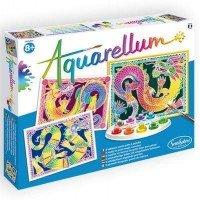 Set pictura Aquarellum - Dragoni