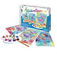 Set pictura Aquarellum - Ocean