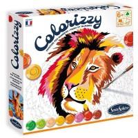 Pictura pe numere Colorizzy - Savana