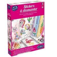 Kit creativ - Stickere cu diamante
