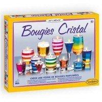 Set creativ - Lumanari Cristal