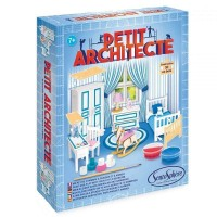 Set creativ Micul Arhitect - Dormitor