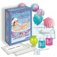 Mini Kit creativ - Forme efervescente si parfumate de baie