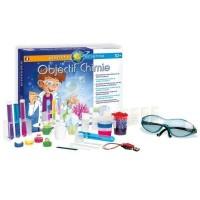 Set cu 30 experimente - Obiectiv chimie