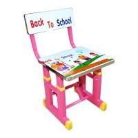 Birou copii cu scaunel Back to School Roz