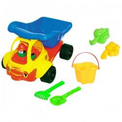 Camion Baczek cu accesorii nisip