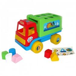 Camion cu forme - Cavallino