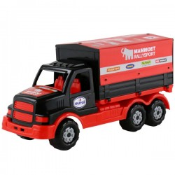 Camion cu prelata - Mammoet, 44x16x22 cm, Polesie