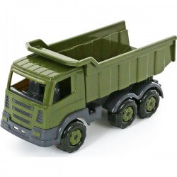 Camion militar - SuperTruck, 41x16x20 cm, Wader