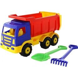 Camion Premium 67 cm cu lopata si grebla - Wader