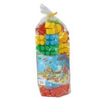 Cuburi constructii Maxi 30 pcs