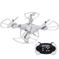 Drona RC cu leduri 27x27x4,5 cm