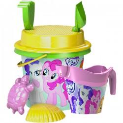 Galetusa nisip cu accesorii My Little Pony