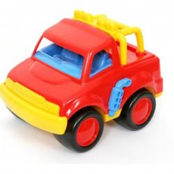 Jeep, 26x19x19 cm, Polesie