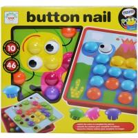 Joc creativitate mozaic Button Nail
