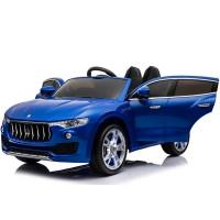 Masina electrica cu telecomanda Maserati Levante Albastru