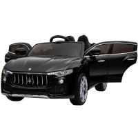Masina electrica cu telecomanda Maserati Levante Negru