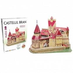 Puzzle 3D - Castelul Bran
