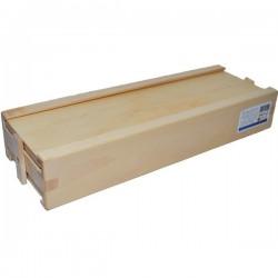Remi lemn cu piese din plastic