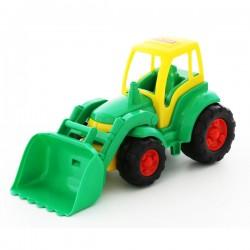Tractor cu incarcator Champion 48 cm Polesie