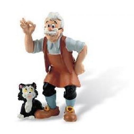 Figurina - Gepeto