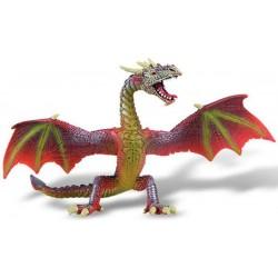 Figurina - Dragon rosu