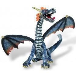 Figurina - Dragon albastru