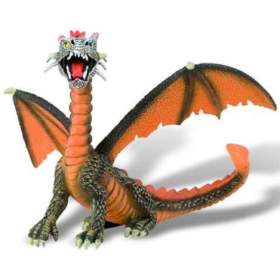 Figurina - Dragon portocaliu