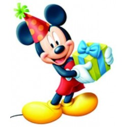 Figurina - Mickey Celebration