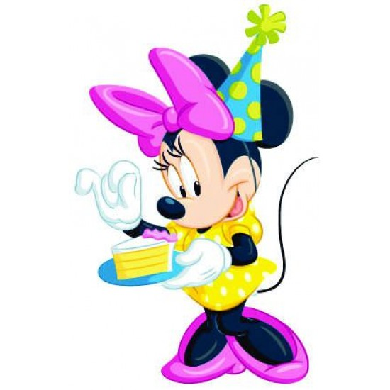 Figurina - Minnie Celebration