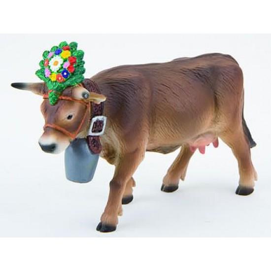 Figurina - Vaca din Alpi