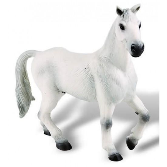 Figurina - Cal Oldenburger alb