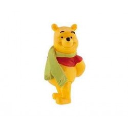 Figurina - Winnie cu fular