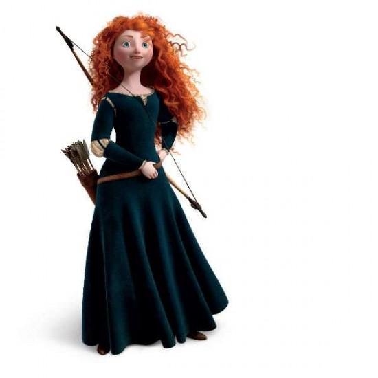 Figurina - Brave - Merida