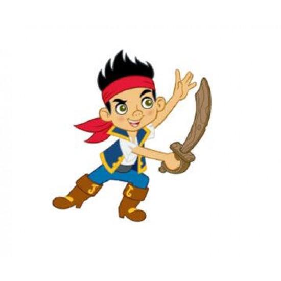 Figurina - Jake cu sabie (Jake si Piratii de Nicaieri)