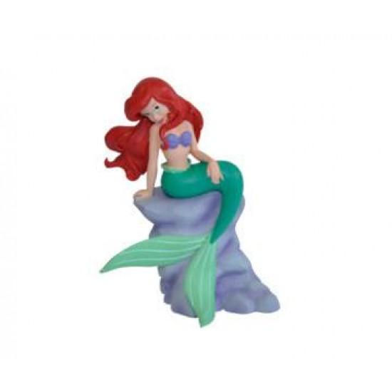 Figurina - Ariel pe stanca