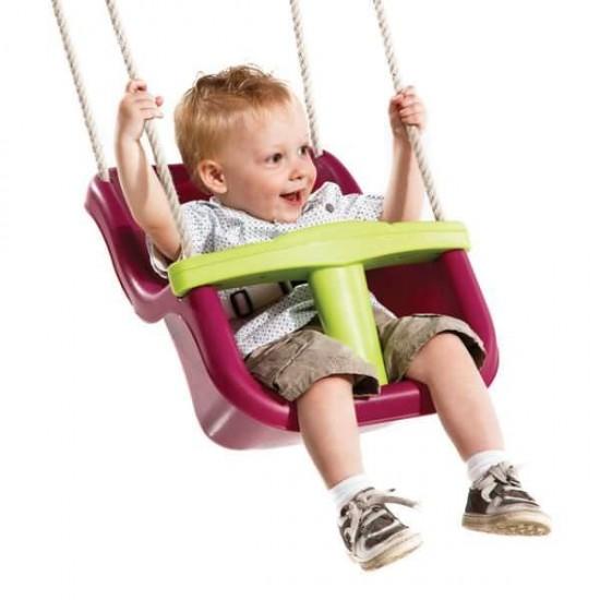 Leagan Baby Seat - Rosu
