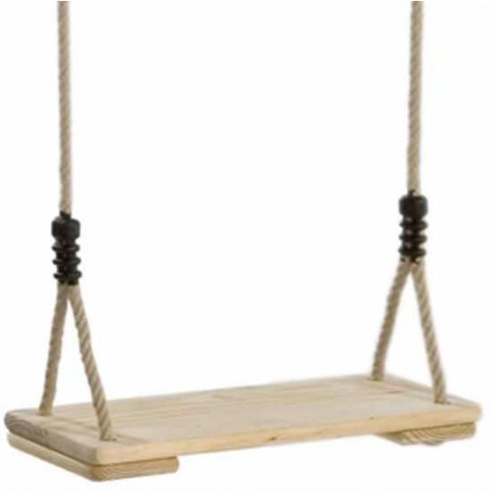 Leagan cu sezut din lemn - 2,5 m