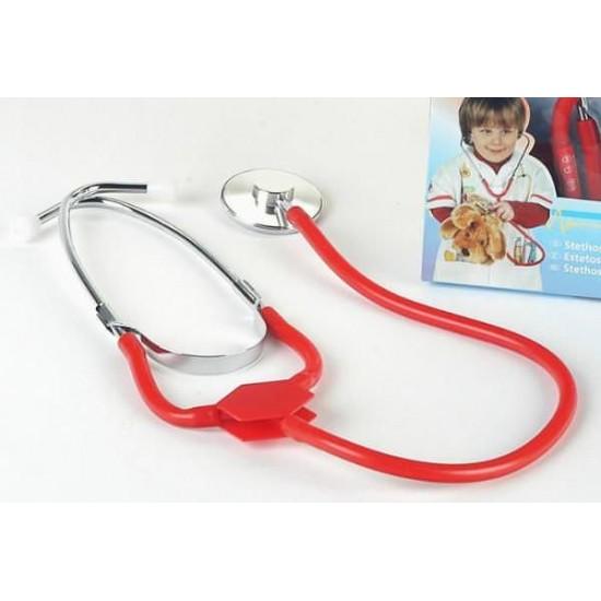 Stetoscop metalic pentru copii - Klein