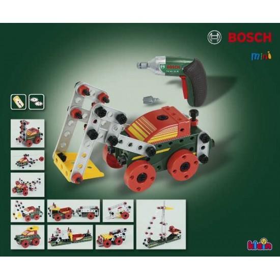 Joc de constructie - Masina Bosch Ixolino