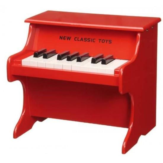 Pian - New Classic Toys - Rosu
