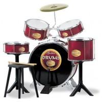 Baterie si set tobe - Golden Drums