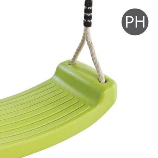 Leagan Swing Seat - Lime Green