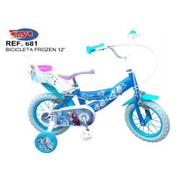 Bicicleta Frozen - Toimsa